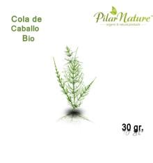 Cola de Caballo (Equisetium Arvense) de cultivo biológico 30 gr. Pilar Nature
