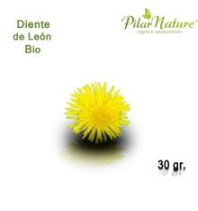 Diente de león de cultivo ecológico (Taraxacum officinale) 40 gr