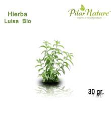 Hierba Luisa (Lippia citriodora) de cultivo biológico 30 gr. Pilar Nature