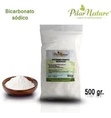 Bicarbonato sódico 500gr Pilar Nature ( máxima finura)