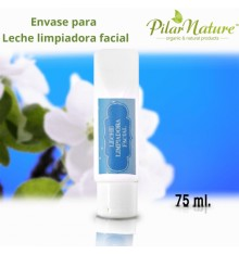 Envase para leche facial 100 ml Pilar Nature