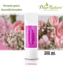 Envase para Acondicionador 200 ml Pilar Nature