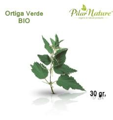 Ortiga Verde BIO (plantada cordada) 25 gr.