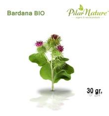 Bardana ( Arctium lappa) de cultivo biológico 80 gr