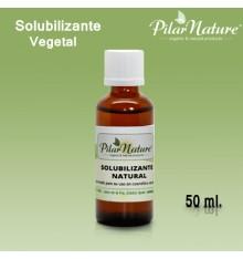 Solubilizante vegetal 100 ml (aprob.cosmética ecológica). Pilar Nature