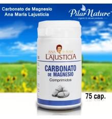 Carbonato de Magnesio -Ana María Lajusticia- 75 compr.