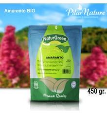 Amaranto BIO Naturgreen 450 gr.