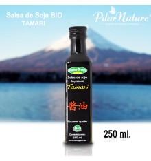 Salsa de Soja (Tamari) BIO Naturgreen BIO 250 ml