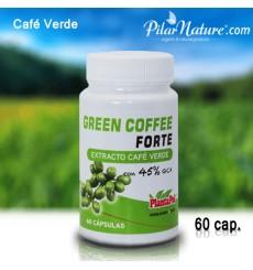 Green Coffee (Café verde) Forte Plantapol,  500 mg