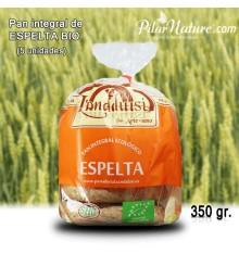 Molletes de Espelta ecológico 500 gr. (5 uds.)