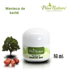 Karité manteca BIO 100 ml Pilar Nature