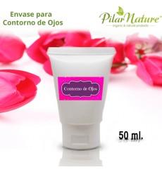 Envase para contorno de Ojos 50 ml Pilar Nature