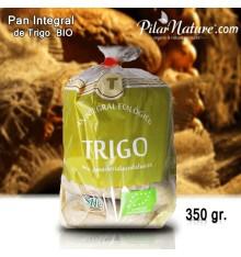 Molletes de Trigo integral ecológico 350 gr. (5 uds.)