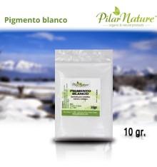 PIGMENTO BLANCO TITANIO E-171 Pilar Nature