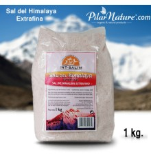 Sal extrafina del Himalaya rosa, Int-salim, 1 kg.