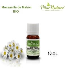 Aceite Esencial Manzanilla Abrotano o de Mahón Pilar Nature  BIO (Santolina Chamaezyparissus) 10 ml