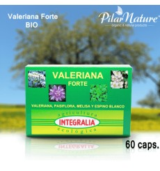 Valeriana Forte BIO, 30 G
