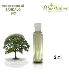 Aceite Esencial Sándalo BIO, Pilar Nature, 2 ml