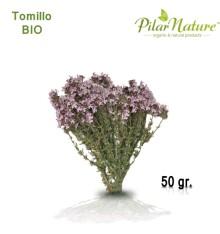 Tomillo (Thymus vulgaris) de cultivo biológico, 30 gr