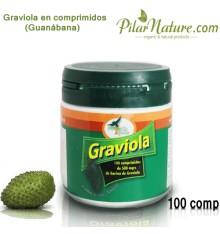 Graviola / Guanábana (Annona muciracata) Energy Fruits, 100 comprimidos