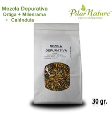 Mezcla Depurativa, 30 g