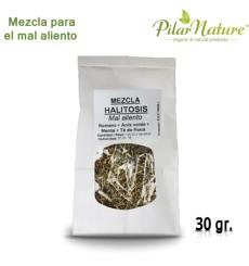 Mezcla HALITOSIS, Mal aliento, 30gr