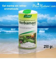 SAL MARINA, AROMATIZADA CON HIERBAS A. VOGEL HERBAMARE 250 G