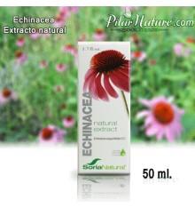 Equinácea (echinacea), extracto natural, Soria Natural, 50 ml