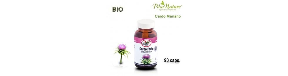 Plantas en comprimidos, perlas o cápsulas